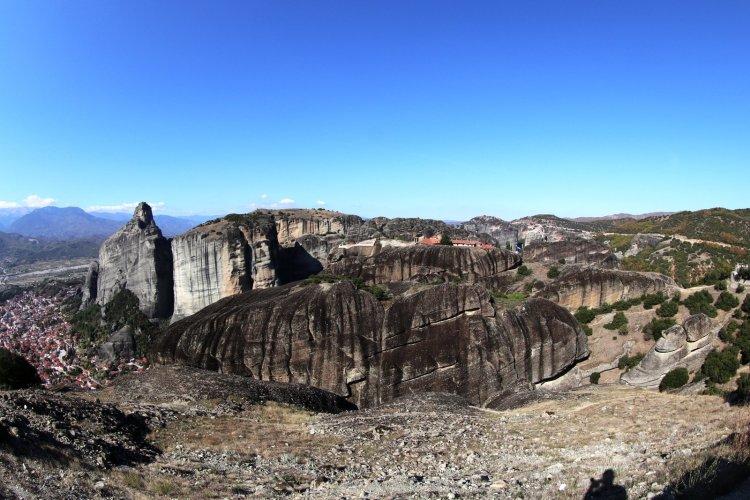 Meteora.... อารามลอยฟ้า สถานที่ต้นแบบอาณาจักร The Mountain and The Vale ในซี่รี่ย์ Game of Thrones 32 - Meteora