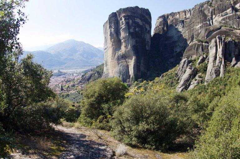 Meteora.... อารามลอยฟ้า สถานที่ต้นแบบอาณาจักร The Mountain and The Vale ในซี่รี่ย์ Game of Thrones 42 - Meteora