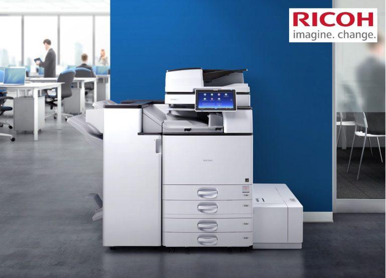 ทุกงานเอกสาร คือ ความเชี่ยวชาญของ ริโก้ (RICOH) ด้วย 2 นวัตกรรมใหม่ Ricoh RemoteConnect Support และ Ricoh EZ Plus 13 -