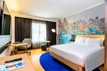 """โรงแรมโนโวเทล กรุงเทพ สยามสแควร์ เปิดตัวห้องพักใหม่ภายใต้คอนเซ็ปต์ """"เอ็น รูม"""" 12 -"""
