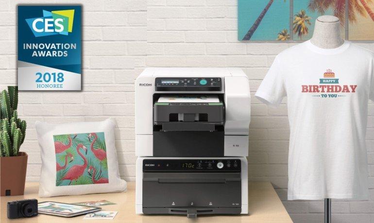 Ricoh (ริโก้) ตอกย้ำ…ความเป็นผู้นำนวัตกรรมการพิมพ์ของโลก 13 -