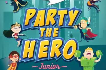 """พอร์โต้ ชิโน่ ชวนน้องๆ หนูๆ ร่วมกิจกรรมวันเด็ก """"PARTY THE HERO-Junior"""" 12 -"""