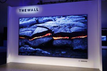 """""""ซัมซุง"""" เผยนวัตกรรมทีวีสุดอัจฉริยะ ครั้งแรกในโลกกับ """"เดอะวอลล์"""" โมดูลาร์ ไมโครแอลอีดี หน้าจอ 146 นิ้ว 32 - samsung"""