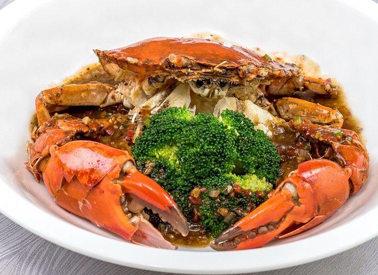 ลิ้มลองความสดกับเมนูปูทะเล ณ ห้องอาหารจีน ซิลเวอร์เวฟส์ โรงแรมชาเทรียม ริเวอร์ไซด์ กรุงเทพฯ 13 -