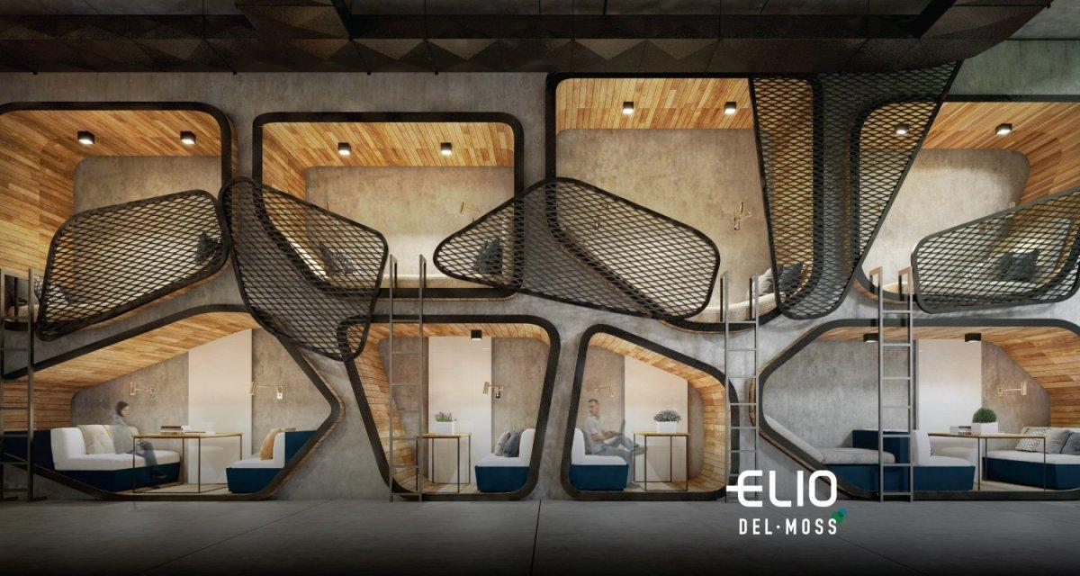 interior 02 Elio Del Moss คอนโดแถว ม.เกษตร ที่ส่วนกลางใหญ่ที่สุด แต่งครบ มี Co Working แต่เริ่ม 1.69 ล้าน