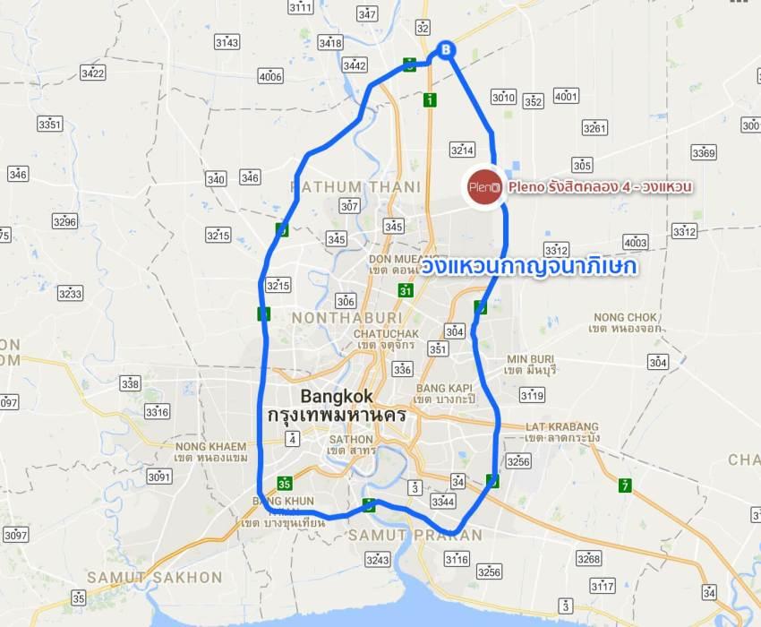 ชม Pleno รังสิตคลอง4-วงแหวน ทาวน์โฮมส่วนกลางหรูกว่าบ้านเดี่ยว เริ่ม 1.69 ล้าน 27 - AP (Thailand) - เอพี (ไทยแลนด์)