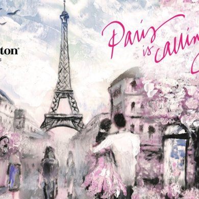ฮันนีมูนอันแสนหวานใจกลางกรุง ปารีส กับแคมเปญ 'The Journey of Love 2018' โดย โรงแรมรอยัล ออคิด เชอราตัน 16 -
