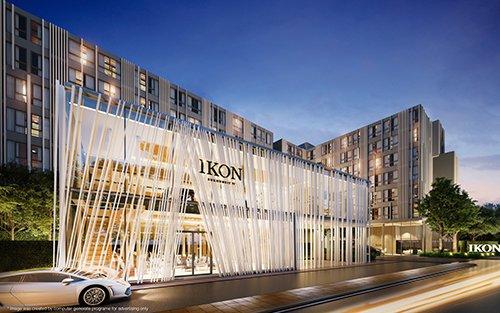 """""""วี พร็อพเพอร์ตี้"""" กางแผนลุยครึ่งปีแรก 2561 ส่ง """"ไอคอน สุขุมวิท 77"""" (IKON Sukhumvit 77) By V Property รุกตลาดคอนโดมิเนียมรับต้นปี 13 -"""