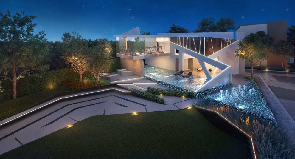 "bkm stw 1 LIVEVOLUTION ชม 5 ทาวน์โฮม โครงการล้ำสมัยในทำเลดีที่สุด ""บ้านกลางเมือง & PLENO"" สุขสวัสดิ์ สาทร"