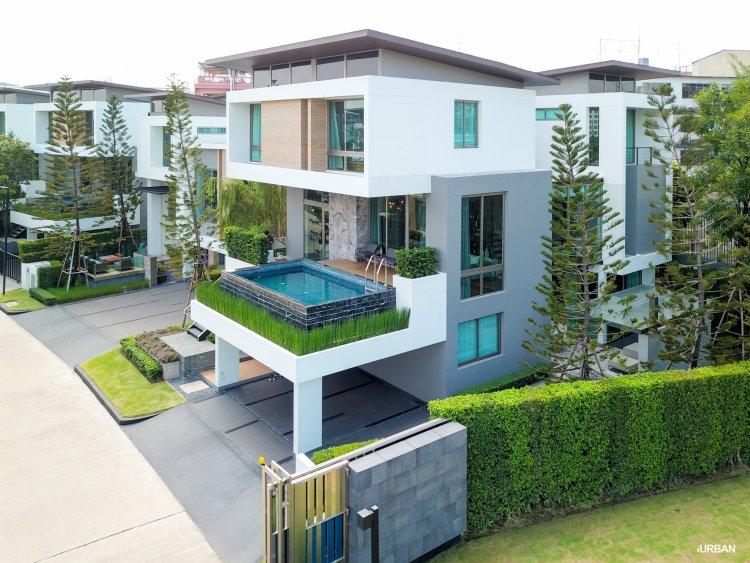 รีวิว Nirvana Beyond พระราม 2 บ้านที่ออกแบบทุกดีเทลเพื่อความสุขทุก GEN ของครอบครัวใหญ่ 25 - Beyond