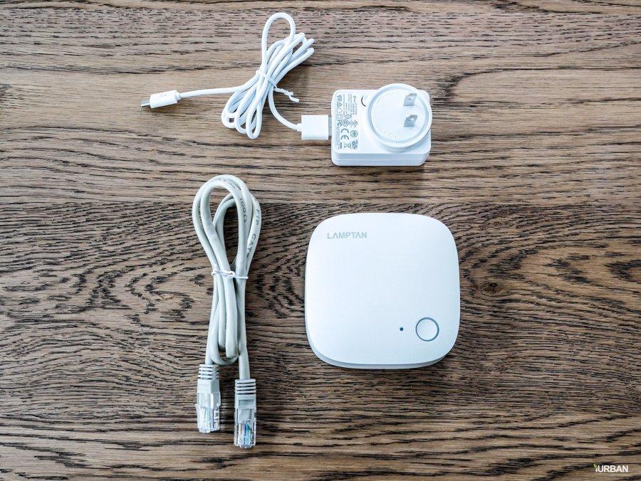 รีวิว LAMPTAN Smart Home Security Kit ชุดกล้องวงจรปิดและเตือนประตูเปิดไปมือถือ พร้อมชุดติดตั้งเองได้ 21 - App