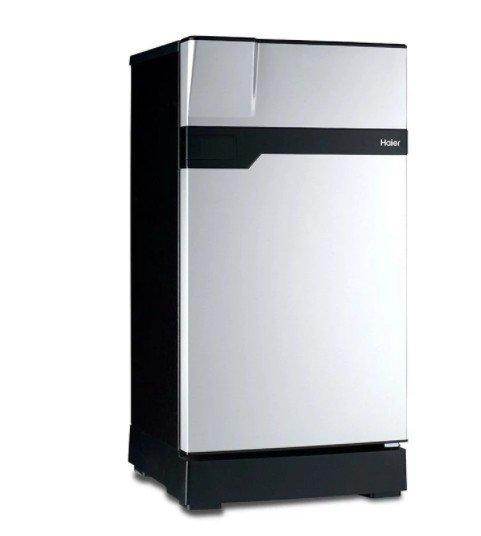 ตู้เย็น HAIER 1 ประตู 6.3 คิว รุ่น HR-CEA18 VS สีเทา