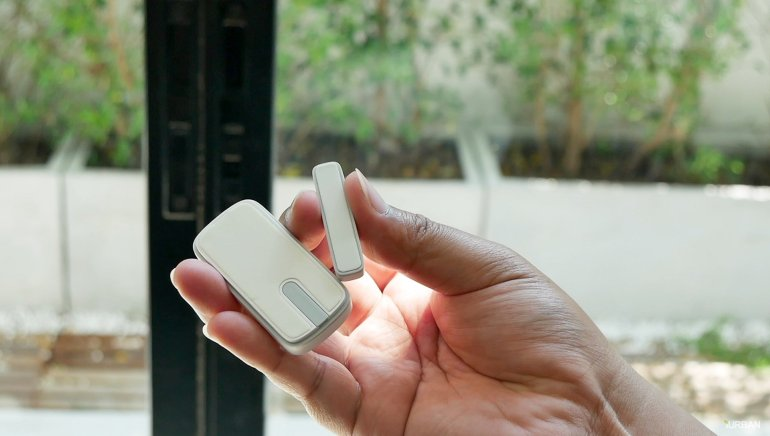 รีวิว LAMPTAN Smart Home Security Kit ชุดกล้องวงจรปิดและเตือนประตูเปิดไปมือถือ พร้อมชุดติดตั้งเองได้ 14 - App