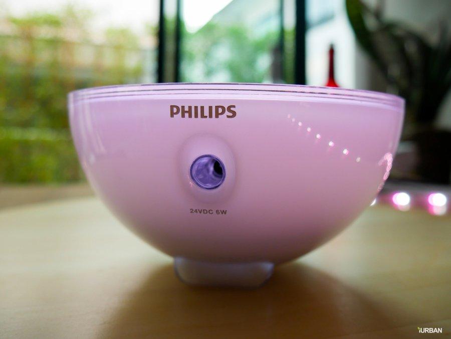 ทดสอบไฟอัจฉริยะสุดของโลก PHILIPS Hue ที่สั่งมาจากร้าน Official ใน Lazada 18 - Hue