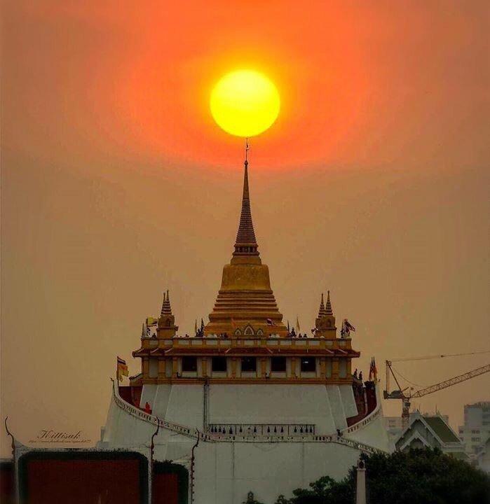 ททท.เชิญชวนเที่ยวงาน สงกรานต์วัดภูเขาทอง มหาสมัยสูตร 205 ปี ศรีมหาโพธิ์ แห่งเดียวในไทย 13 -