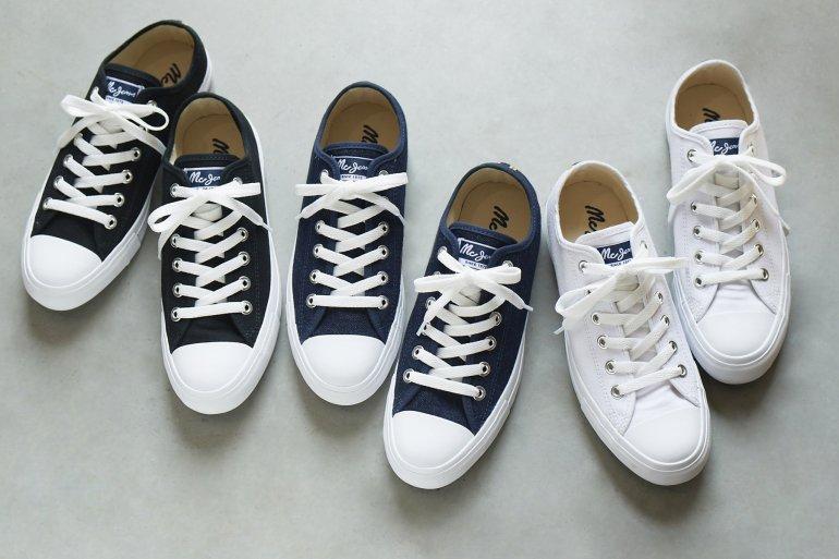 ครั้งแรกของแม็คยีนส์ กับรองเท้าผ้าใบ Mc Selvedge Walker รับเทรนด์สตรีทแฟชั่น 13 -