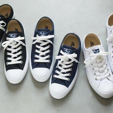 ครั้งแรกของแม็คยีนส์ กับรองเท้าผ้าใบ Mc Selvedge Walker รับเทรนด์สตรีทแฟชั่น 14 -