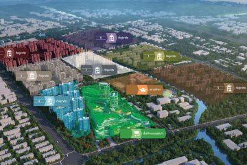 """KWG ผุดโครงการใหญ่ 'มิกซ์-ยูส' ที่ฉะเชิงเทราและอยุธยา เชื่อมความสัมพันธ์ทางเศรษฐกิจนโยบาย """"วันเบลต์ วันโรด"""" ของจีนกับเขตพื้นที่ EEC ของไทย 10 -"""
