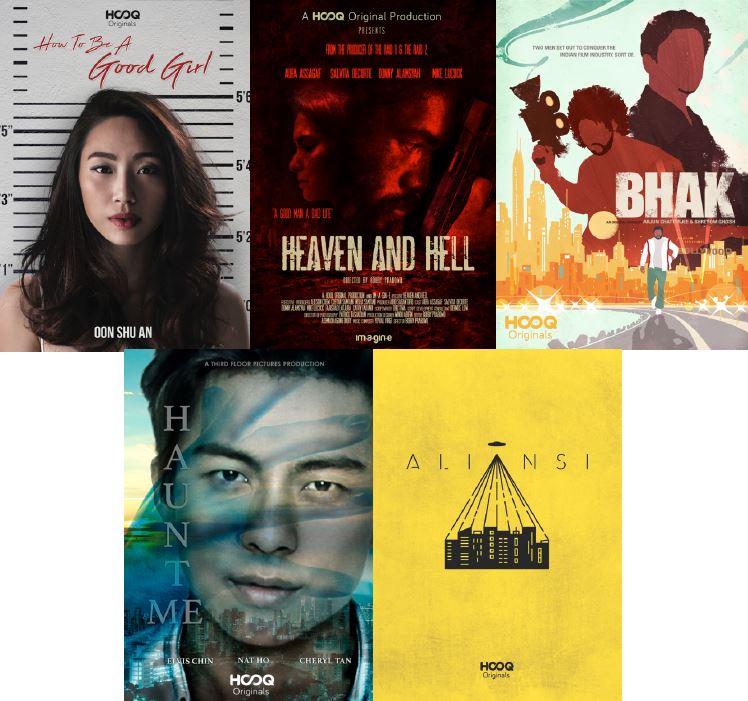 HOOQ (ฮุค) เปิดตัว 5 หนังซีรีส์เข้ารอบโครงการ HOOQ FILMMAKERS GUILD (ฮุค ฟิล์มเมกเกอร์ กิลด์) 13 -