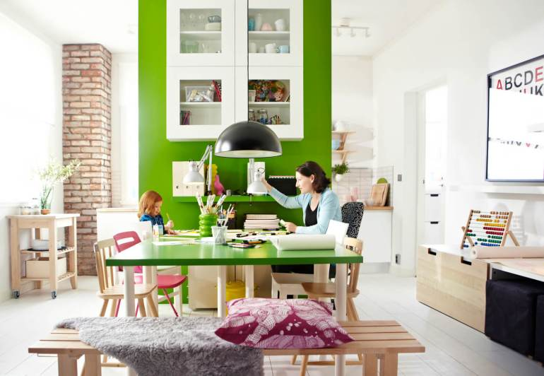 อิเกีย เผยแรงบันดาลใจในการเล่น พร้อมแนะไอเดียเนรมิตพื้นที่บ้าน  เพื่อเปิดโลกจินตนาการของเด็กๆ 13 - IKEA (อิเกีย)