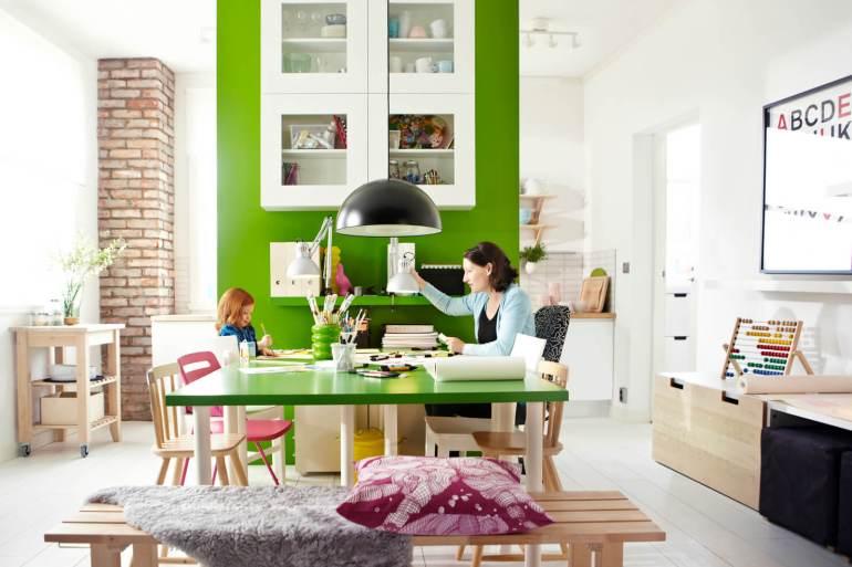 อิเกีย เผยแรงบันดาลใจในการเล่น พร้อมแนะไอเดียเนรมิตพื้นที่บ้าน  เพื่อเปิดโลกจินตนาการของเด็กๆ 25 - IKEA (อิเกีย)