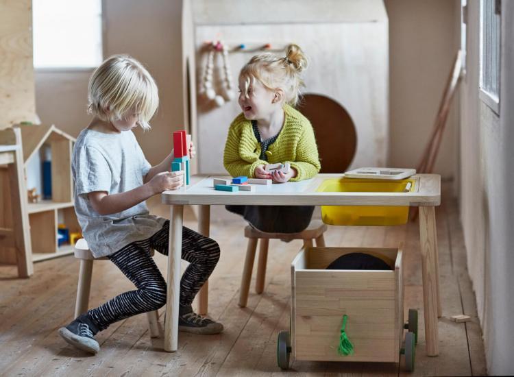 อิเกีย เผยแรงบันดาลใจในการเล่น พร้อมแนะไอเดียเนรมิตพื้นที่บ้าน  เพื่อเปิดโลกจินตนาการของเด็กๆ 22 - IKEA (อิเกีย)