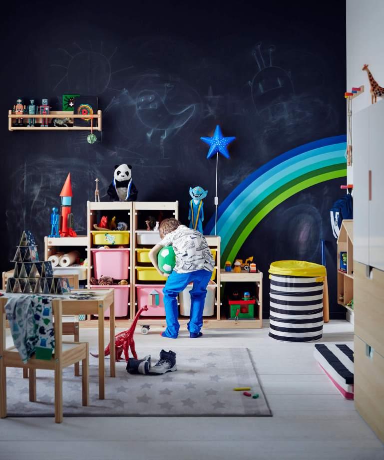 อิเกีย เผยแรงบันดาลใจในการเล่น พร้อมแนะไอเดียเนรมิตพื้นที่บ้าน  เพื่อเปิดโลกจินตนาการของเด็กๆ 16 - IKEA (อิเกีย)