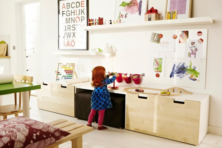 อิเกีย เผยแรงบันดาลใจในการเล่น พร้อมแนะไอเดียเนรมิตพื้นที่บ้าน  เพื่อเปิดโลกจินตนาการของเด็กๆ 17 - IKEA (อิเกีย)