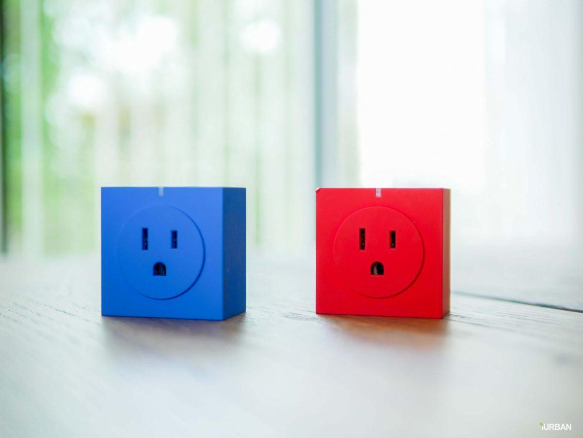 รีวิว Lamptan Smart Socket ปลั๊ก WIFI ที่เปลี่ยนอุปกรณ์เดิม ให้เปิดผ่านแอพมือถือและทำงานอัตโนมัติ 1 - Lamptan