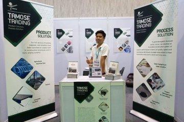 ทาโมเสะ เปิดตัวบริการจัดการโครงการก่อสร้างแบบครบครัน ในงาน Thailand IndustriTech Khonkaen 2018 6 -