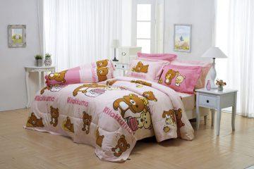 """ชวนตกแต่งห้องนอนสดใสสไตล์ชวนฝัน ไปกับชุดเครื่องนอนเจสสิก้า คอลเลกชั่นใหม่ """"ริลัคคุมะ"""" 4 -"""