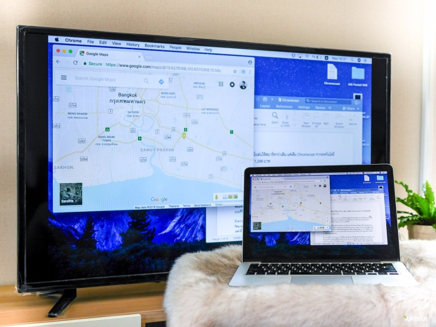 ais 19 อัพเกรดห้องนั่งเล่นให้สมาร์ทกว่าเดิม แค่เติม Google Chromecast เทคโนโลยีจากกูเกิ้ล