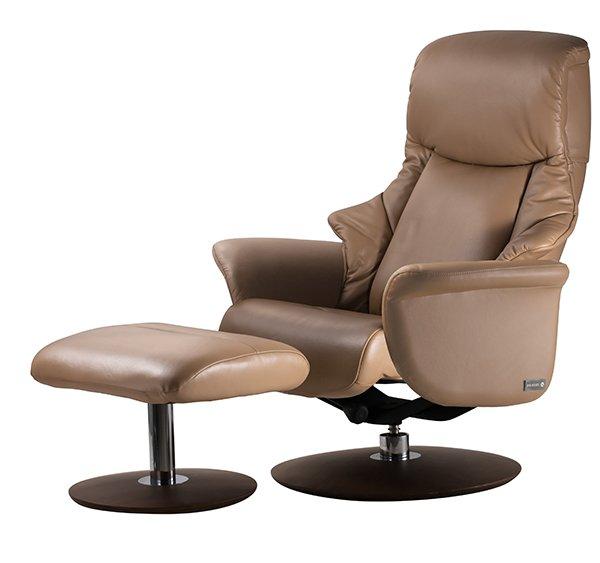 """เซเดอร์เร่ ขอแนะนำ """"ANGELO"""" เก้าอี้หนังปรับนอน เพื่อคนสูงวัย 13 -"""