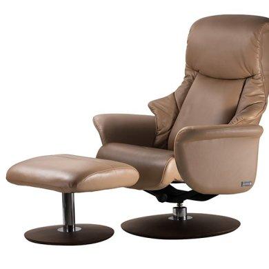 """เซเดอร์เร่ ขอแนะนำ """"ANGELO"""" เก้าอี้หนังปรับนอน เพื่อคนสูงวัย 16 -"""