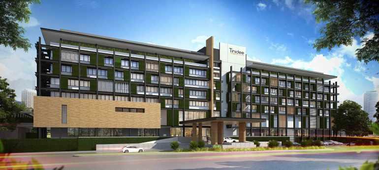 ทินิดี โฮเต็ล แอท บางกอก กอล์ฟคลับ โรงแรมน้องใหม่ ในเครือ เอ็มบีเค โฮเต็ล แอนด์ ทัวร์ริซึ่ม 13 -