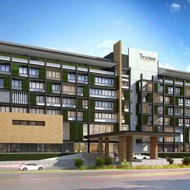 ทินิดี โฮเต็ล แอท บางกอก กอล์ฟคลับ โรงแรมน้องใหม่ ในเครือ เอ็มบีเค โฮเต็ล แอนด์ ทัวร์ริซึ่ม 15 -