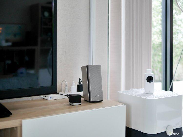 "lamp 13 750x563 Lamptan Smart Cube เปลี่ยนทุกอุปกรณ์ในบ้านที่ใช้ ""รีโมท"" ให้คุมผ่าน Mobile App และทำงานอัตโนมัติ"