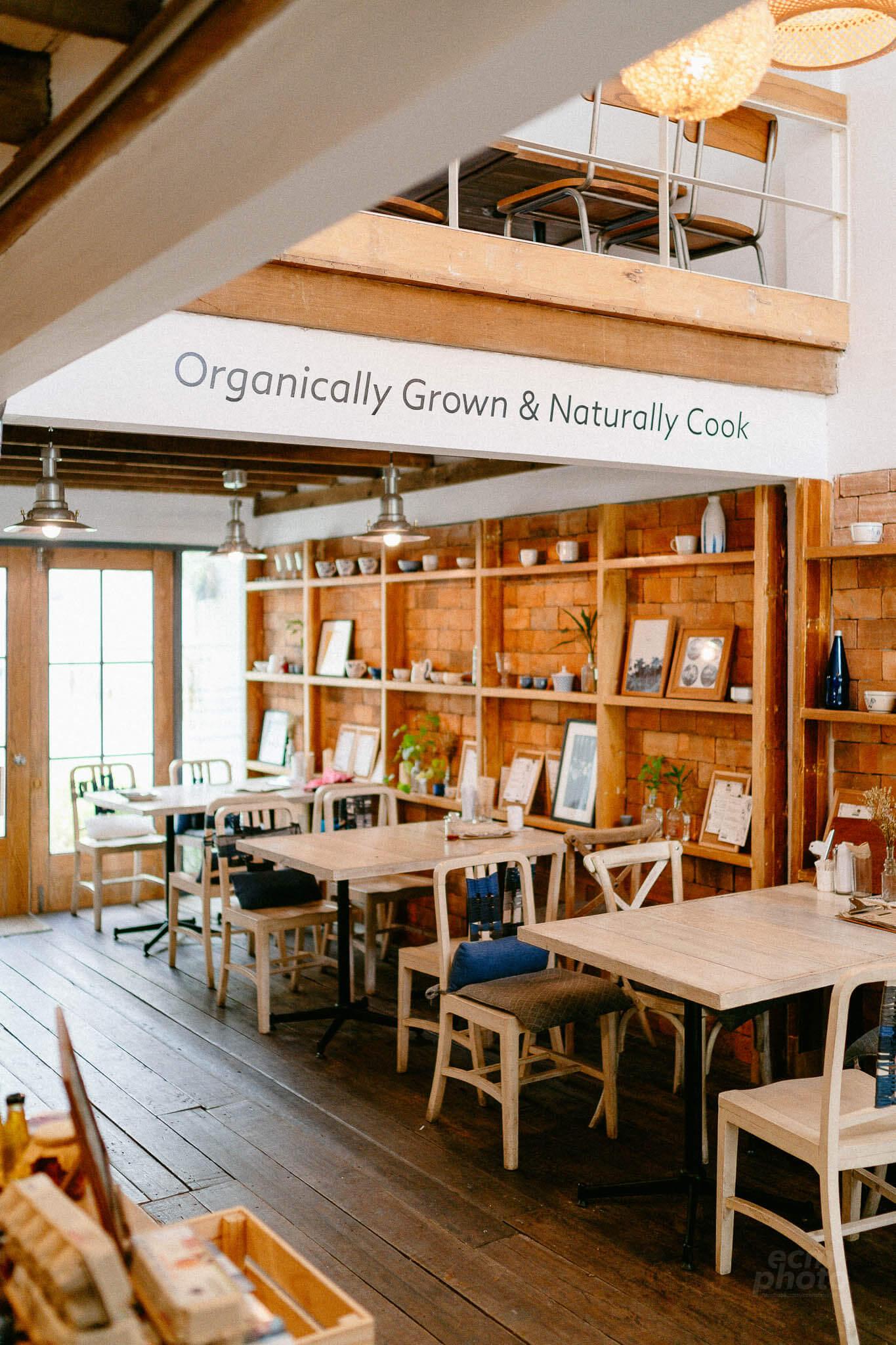 TAAN (ทาน) ORGANIC CAFE คุณทานอิ่มแค่ไหนก็จ่ายตามต้องการ 23 - cafe