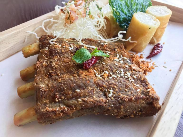 ปักหมุดความอร่อยสไตล์ไทยๆ ที่วิวันดา คูซีน 13 -