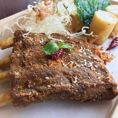 ปักหมุดความอร่อยสไตล์ไทยๆ ที่วิวันดา คูซีน 16 -