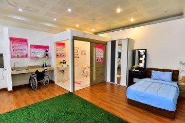 Chula UDC เปิดให้บริการฟรีเป็นที่แรกในประเทศไทย แนะนำปรับปรุงบ้านให้เหมาะสม 12 -