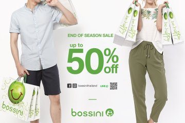 BOSSINI END OF SEASON SALE 12 -