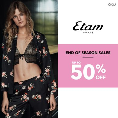 ETAM END OF SEASON SALE 14 -