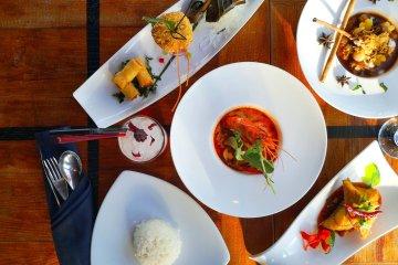 สัมผัสมนต์เสน่ห์ของอาหารไทยต้นตำรับสไตล์โมเดิร์นระดับไฮเอนด์ ณ บางกอก ไฮทส์ โรงแรมเดอะคอนทิเน้นท์ กรุงเทพ 14 -