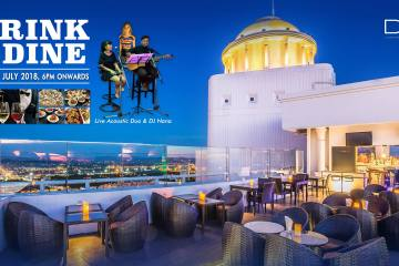 Drink n Dine at D.I.B Sky Bar, Pattaya 4 -