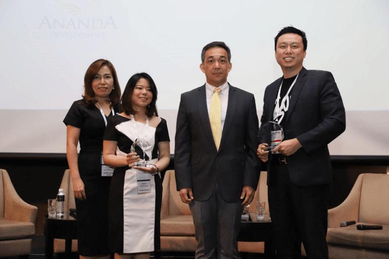 อนันดา ดีเวลล้อปเมนท์ และ กรุงศรี คอนซูมเมอร์ คว้ารางวัล Enterprise Innovation Awards ภายในงาน Asia IoT Business Platform ครั้งที่ 24 13 -