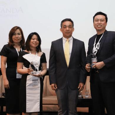 อนันดา ดีเวลล้อปเมนท์ และ กรุงศรี คอนซูมเมอร์ คว้ารางวัล Enterprise Innovation Awards ภายในงาน Asia IoT Business Platform ครั้งที่ 24 14 -