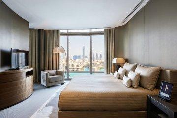โรงแรม อาร์มานี่ โฮเทล ดูไบ เสนอแพ็คเกจท่องเที่ยว ดาวน์ทาวน์ ดูไบ พิเศษเฉพาะลูกค้าโรงแรมเท่านั้น 4 -