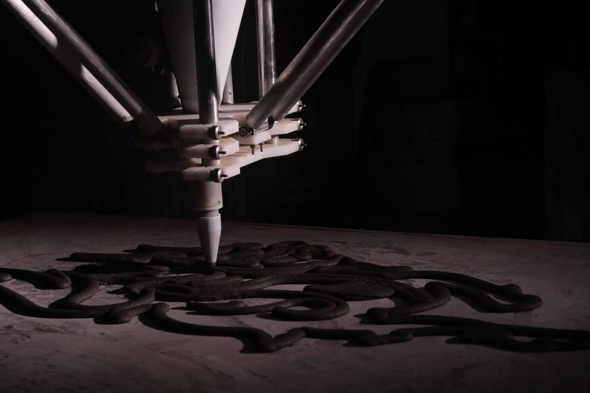 เอสซีจี เมืองทอง ยูไนเต็ด สร้างแลนด์มาร์คโลโก้กิเลนผยองด้วยเทคโนโลยี 3D Cement Printing ของ เอสซีจี 17 - 3D Printing