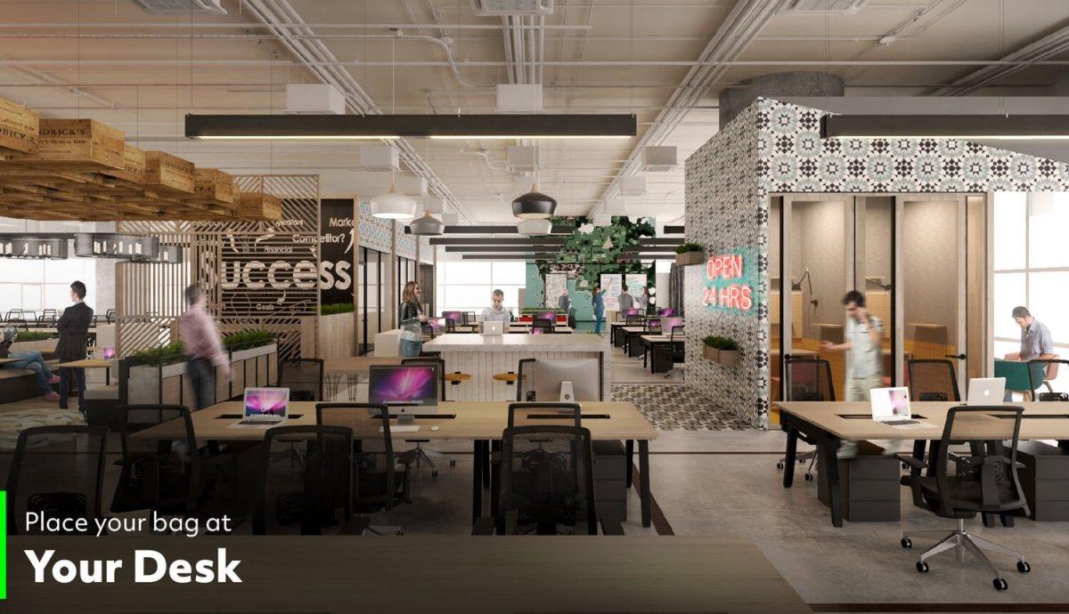 Your Desk ทรู ดิจิทัล พาร์ค...Global Destination ของคนดิจิทัลแห่งแรกในไทย ใหญ่ที่สุดในเอเชียตะวันออกเฉียงใต้ พร้อมเปิดให้สัมผัส Digital Lifestyle ปลายปีนี้!